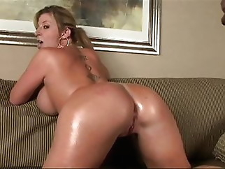 Hot MILF with big, massive tits rides BBC xxxbucker milf