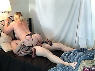 Stepmom is horny and can't find her sex toy xxxbucker amateur