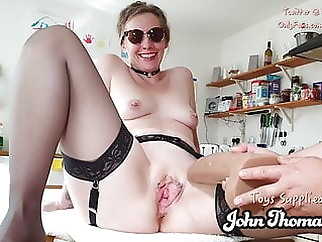 British MILF Jane Fucking John Thomas Toys Director xxxbucker mature