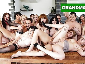 Cum Craving Grannies Compilation xxxbucker blowjob