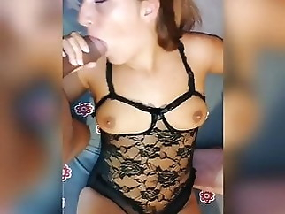 Married woman sucks 2 cocks in open bodysuit xxxbucker amateur