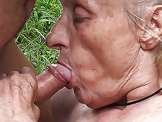 ugly 86 year old mom banged in public xxxbucker blowjob