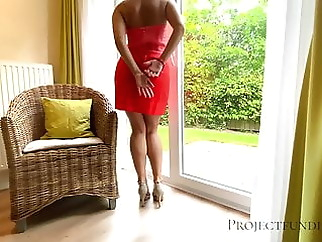 tinder date sex in front of hotel window - projectsexdiary xxxbucker blowjob