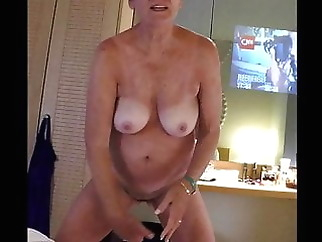 71 yr old GILF Anita, Greek vacation xxxbucker amateur