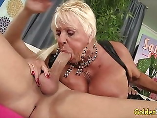 Golden Slut - Older Lady Blowjob Compilation Part 21 xxxbucker blonde