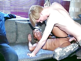 Cuckold Watches German Mature Wife Fuck Monster Cock Teen Boy xxxbucker blowjob